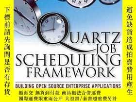 二手書博民逛書店Quartz罕見Job Scheduling FrameworkY256260 Cavaness, Chuck