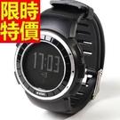 手錶電子錶新品-有型舒適必敗防水運動錶2色58j1【時尚巴黎】