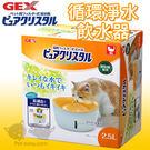 PetLand寵物樂園《日本GEX》新款新型淨水器2.5L(貓用) / 寵物飲水機