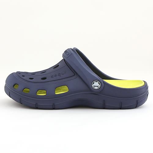 男款 COQUI 棉花糖鞋墊涼拖兩穿式 布希鞋 洞洞鞋 園丁鞋 拖鞋 59鞋廊