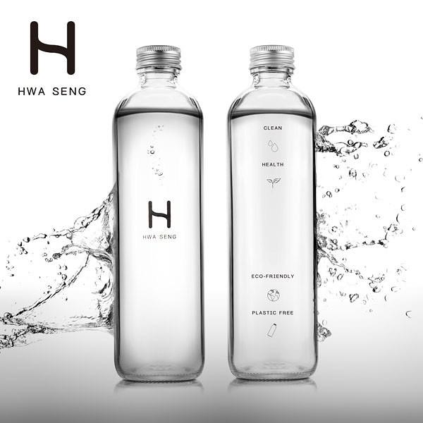 桶裝水 飲水機 華生 玻璃瓶裝水30箱 宅配全台 台北