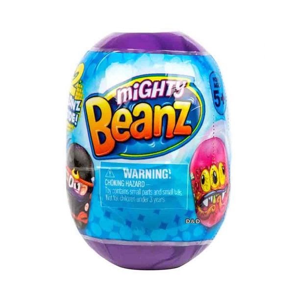 《 Mighty Beanz》瘋狂競豆2入╭★ JOYBUS玩具百貨