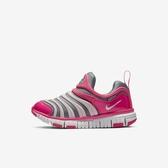 NIKE NIKE DYNAMO FREE (PS) AP [343738-019] 中童鞋 慢跑 運動 休閒 舒適 透氣 粉紅 灰