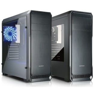 ENERMAX 安耐美 OSTROG Lite 黑魅武士 ATX 機殼 燻黑壓克力側板 ECB3080BB