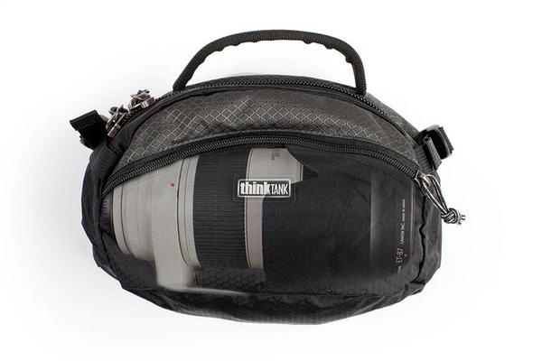【聖影數位】Think Tank 創意坦克 Bum Bag 多用途多功能雜物袋附雨套 BU208