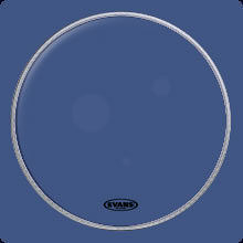 ★集樂城樂器★-Evans單層透明大鼓鼓皮 打擊面 Hydraulic Glass