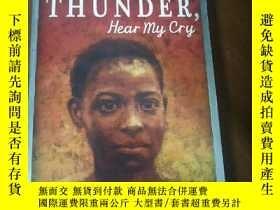 二手書博民逛書店ROLL罕見OF THUNDER, HEAR MY CRYY5803
