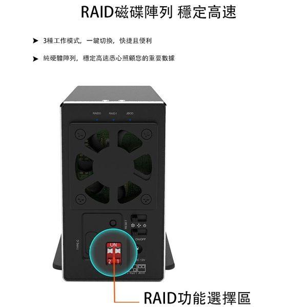 CyberSLIM S82U3 雙層磁碟陣列硬碟盒 3.5吋 SATA USB3.0