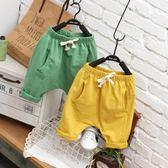 【618】好康鉅惠兒童純棉短褲夏2-3-5歲4女寶寶五分垮褲男童
