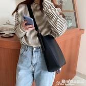 子母包 春上新韓版ins復古子母水桶包大容量包包休閒百搭網紅側背斜背包 愛麗絲