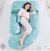 孕婦枕頭護腰側睡枕多功能u型抱枕托腹睡覺神器靠枕孕期側臥用品NMS【蘿莉新品】