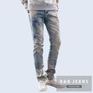 高磅數美式復古牛仔褲...