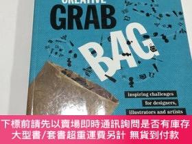 二手書博民逛書店Creative罕見Grab Bag: Inspiring Challenges for Artists, Ill