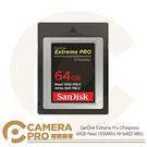 ◎相機專家◎ SanDisk Extreme Pro CFexpress 64G 64GB 1500MB/s 公司貨