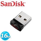 SanDisk Cruzer Fit CZ33 16GB 無蓋隨身碟