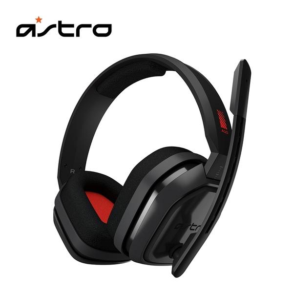 【福利品、9.9成新】Astro A10 電競耳機麥克風 焰紅
