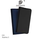 DUX DUCIS Realme 3 SKIN Pro 皮套 可立 插卡 側翻 皮套 保護套 手機套