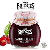 【南紡購物中心】【MRS. BRIDGES】英橋夫人紅櫻桃果醬(大)340g