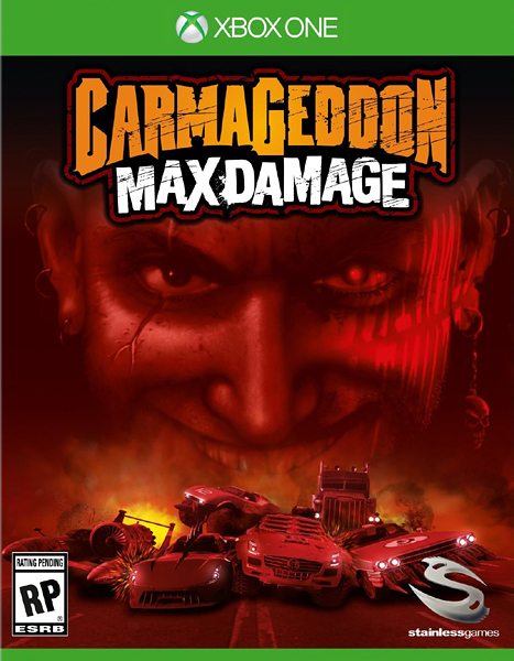 X1 Carmageddon: Max Damage 死亡賽車:再生(美版代購)