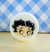 【震撼精品百貨】Betty Boop_貝蒂~外出分裝圓罐-白頭