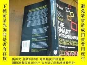 二手書博民逛書店THE罕見SMART ENTREPRENEUR: How to
