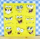 【震撼精品百貨】SpongeBob SquarePant海棉寶寶~卡片-綜合表情圖案
