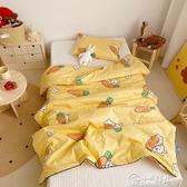 兒童夏涼被純棉午睡小被子被芯全棉空調被薄款單人嬰兒寶寶幼兒園 小城驛站