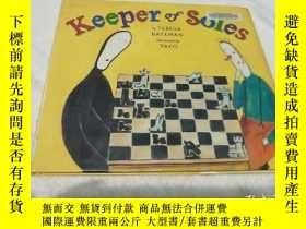 二手書博民逛書店KEEPER罕見OF SOLESY6856 TERESA BAT