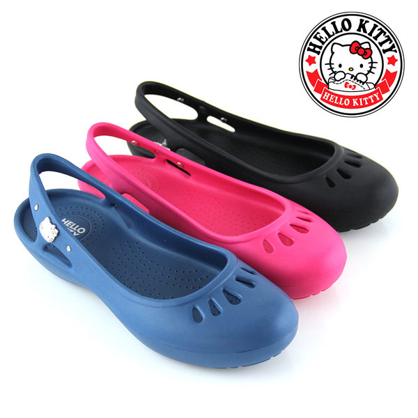 N-26122 凱蒂貓防水涼鞋/雨鞋【HELLO KITTY 】