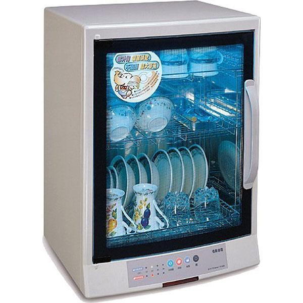 《名象》 三層 紫外線殺菌烘碗機 TT-889 /TT889 《刷卡分期+免運費》