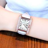 女士手錶防水時尚款女新款潮流皮帶手錶