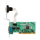 UPMOST Uptech 登昌恆 UT300L RS-232 擴充卡 (短版)