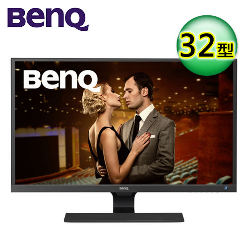 【BenQ】 EW3270ZL 32型 2K智慧感光護眼液晶螢幕 【買再送折疊收納購物袋】