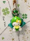 【震撼精品百貨】Hello Kitty 凱蒂貓~手機吊飾-沖繩限定版