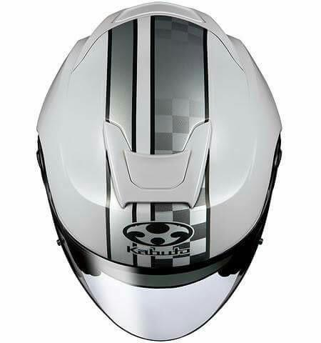 OGK/KABUTO安全帽,ASAGI,SPEED/白銀