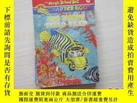 二手書博民逛書店The罕見Magic School Bus: The Fishy