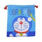 竹蜻蜓款【日本進口正版】 哆啦a夢 多功能束口袋 收納袋 抽繩束口袋 小叮噹 DORAEMON - 416805
