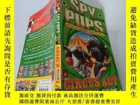 二手書博民逛書店Spy罕見Pups:Circus Act 小間諜:馬戲團表演Y200392