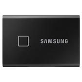 【限時至0314】 Samsung 三星 T7 TOUCH 500GB 黑 外接式SSD (MU-PC500K/WW)