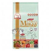 Mobby 莫比 鹿肉&鮭魚 愛貓無榖配方 自然食飼料 1.5kg X 2包