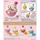 盒裝4款【日本正版】寶可夢 伊布 夢鄉寶盒 盒玩 擺飾 神奇寶貝 夢幻盒子 Re-Ment - 204253