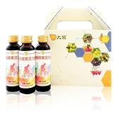 大熊健康~雙黃酵素活力飲60毫升×12入/盒 ~特惠中~