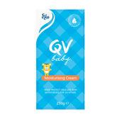 澳洲QV/陽光智慧嬰兒呵護乳霜 250g (寳貝壓頭包) 【康是美】