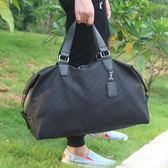 旅行袋女手提大容量行李包男輕便防水旅游包健身包短途 愛麗絲精品