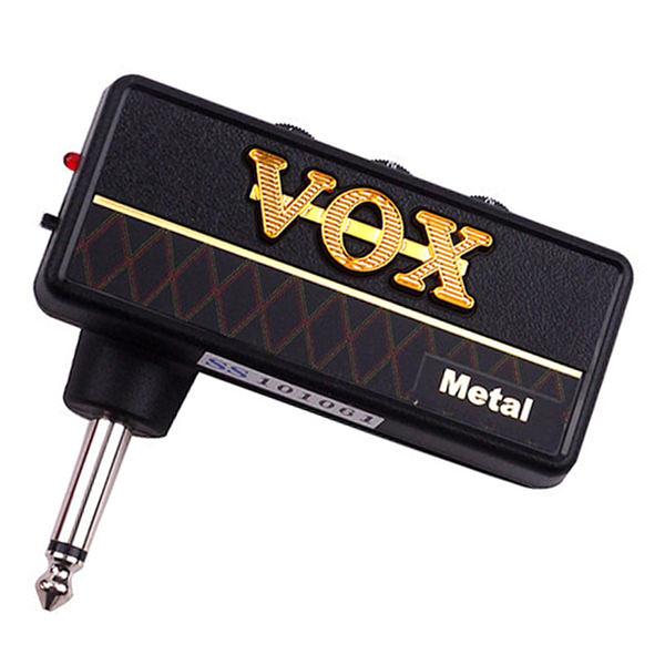 ★集樂城樂器★VOX amPlug 耳機用模擬前級效果器 Metal