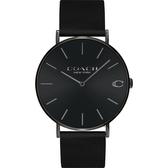 Coach 紐約 C LOGO 時尚精品手錶-41mm CO14602434