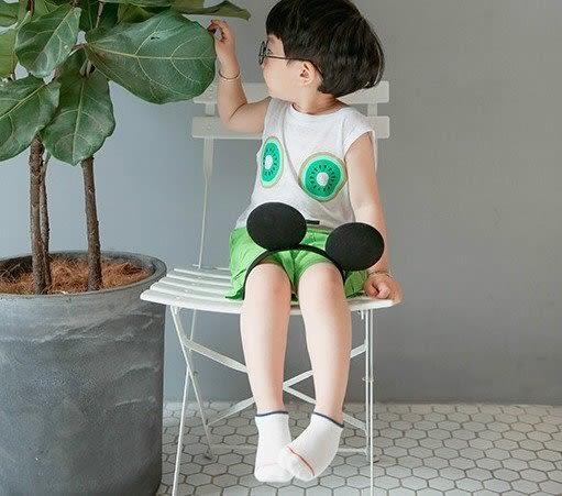 襪子 現貨 三件組寶寶襪/兒童襪/嬰兒襪/彈性襪/外出襪/短襪/男童.女童-果漾妮妮【SD090】