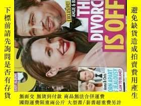 二手書博民逛書店US罕見WEEKLY 娛樂周刊 2017 08 21 八卦過期雜誌Y114412