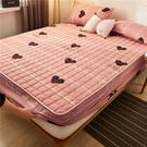夾棉床笠單件加厚透氣床罩套席夢思保護套宿舍床墊套防塵罩全包