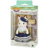 《 森林家族 - 日版 》城鎮 TOWN 系列 - 可可兔小姐╭★ JOYBUS玩具百貨
